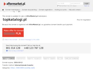 topkatalogi.pl screenshot
