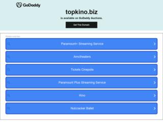 topkino.biz screenshot