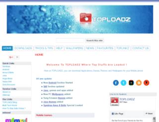 toploadz.net screenshot