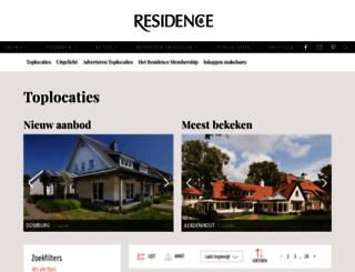 toplocaties.nl screenshot