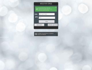 toplusms.izbil.net screenshot