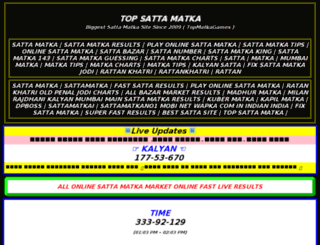 topmatkagames.wapka.me screenshot