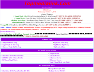 topmedialink.com screenshot