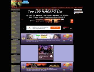 topmmorpglist.net screenshot