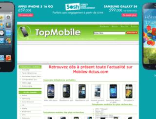 topmobile.org screenshot