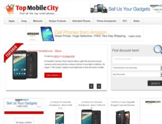 topmobilecity.com screenshot