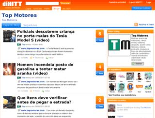 topmotores.dihitt.com screenshot