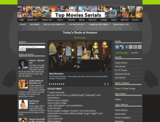 topmoviesserials.blogspot.am screenshot