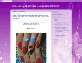 topnailschile.blogspot.com screenshot