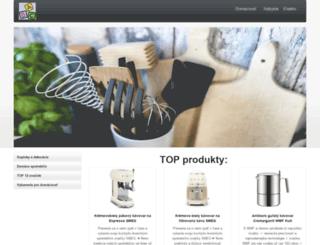 topnawebe.sk screenshot