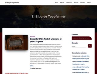 topofarmer.com screenshot