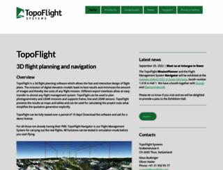 topoflight.com screenshot