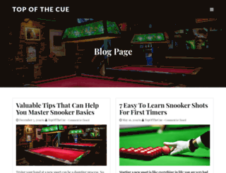 topofthecue.com screenshot