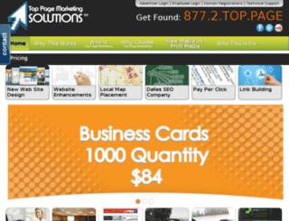 toppageclickz.com screenshot