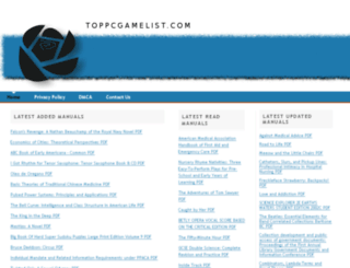 toppcgamelist.com screenshot