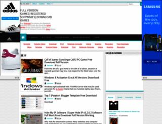 toppcsoftgame.blogspot.com screenshot