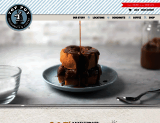 toppotdoughnuts.com screenshot