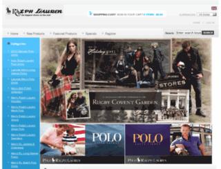 topralphlaurenss.com screenshot