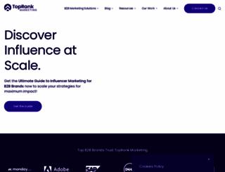 toprankmarketing.com screenshot
