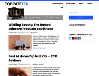 toprateten.com screenshot