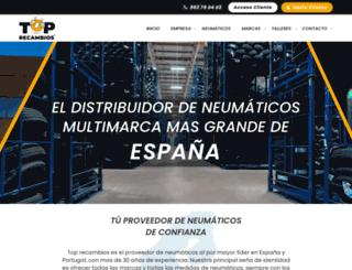 toprecambios.com screenshot