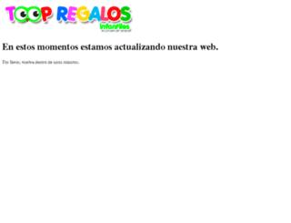 topregalosinfantiles.com screenshot