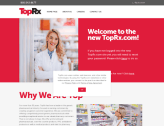 toprx.com screenshot