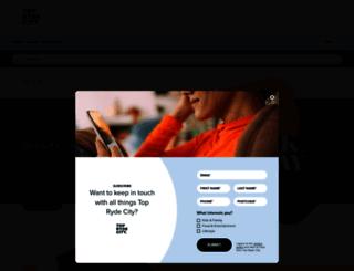 toprydecity.com.au screenshot
