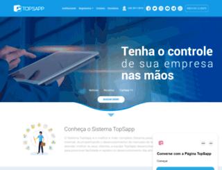 topsapp.com.br screenshot