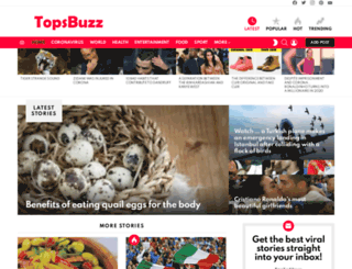 topsbuzz.com screenshot