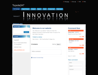 topsite247.webnode.com screenshot