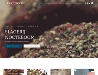 topslager-nooteboom.nl screenshot