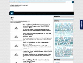topsmarttricks.blogspot.com screenshot