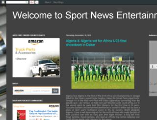 topspotafrica.com screenshot