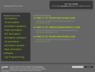 topsquirts.com screenshot
