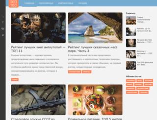 topsto.net screenshot