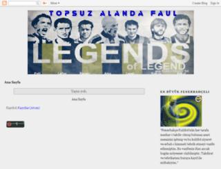 topsuzalandafaul.blogspot.com.tr screenshot