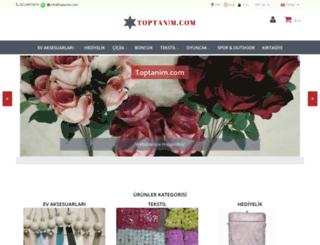toptanim.com screenshot