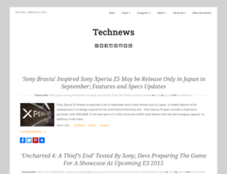 toptechnewstv.blogspot.com screenshot