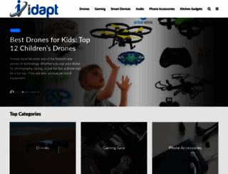 toptechreviews.net screenshot