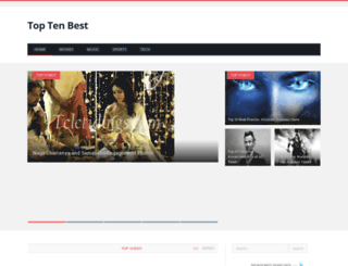 toptenbestin.com screenshot