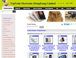 toptrulysz.com screenshot