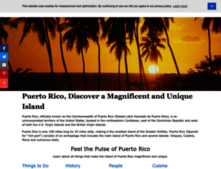 topuertorico.org screenshot