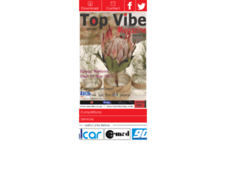 topvibemag.mobi screenshot