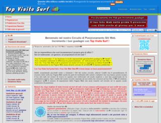 topvisite.altervista.org screenshot