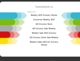 topweeklyads.us screenshot