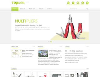 topwelltools.com screenshot