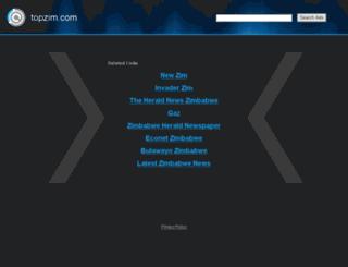 topzim.com screenshot