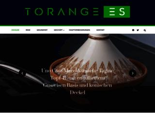 torange-es.com screenshot