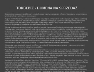 torby.biz screenshot